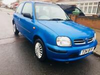 NISSAN MICRA AUTOMATIC 1L HPI CLEAR