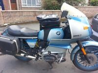 BMW R100RS Classic series 500. No, 454 of 500