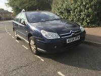 2004/54 Citroen C5 VTR 2.0HDI LOW MILLAGE FULL SERVICE HISTORY 2 KEYS 1FKeeper Well Look After