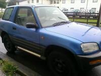 Toyota Rav 4 for sale/swap