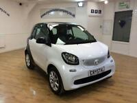 SMART FORTWO 1.0 PASSION 2d 71 BHP ** 6 MONTHS WARRANTY ** (white) 2015