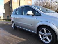 Vauxhall Zafira SRi 140