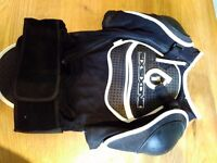 BMX body armour (small adult size)