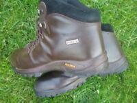 Women's walking/hiking boots.