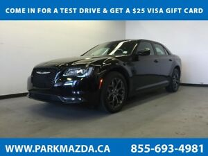 2017 Chrysler 300S AWD - Bluetooth, Remote Start, Backup Cam, He