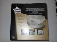 BNWT Tommee Tippee closer to nature microwave steam steriliser includes bottle and dummy