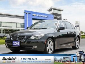 2008 BMW 535 xi SAFETY AND RECONDITIONED