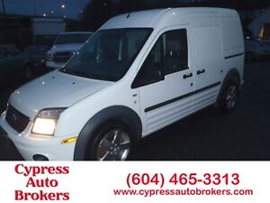 2013 Ford Transit Connect XLT w/Rear Door Glass