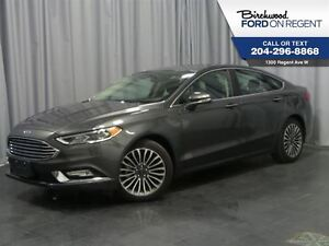 2017 Ford Fusion Titanium AWD *Leather/Roof/Navigation*