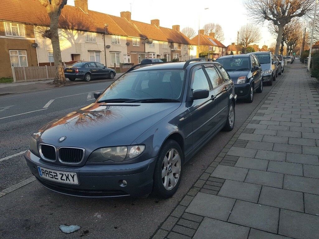 Bmw 320d, mot1year, the car drives absolutely fine without any problems! |  in Dagenham, London | Gumtree
