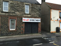 SHOP TO RENT - LEASE - HIGH STREET LESLIE GLENROTHES