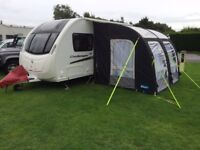 Kampa Rally Pro 260 Air (air frame awning)