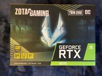 ✅BRAND NEW✅ Zotac NVIDIA GeForce RTX 3070 8GB Twin Edge OC Graphics Card