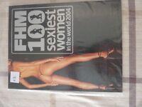 FHM 100 Sexiest Women 2004