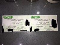 Take that wonderland tour Sheffield