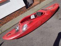 Pyranha Sub 7 Kayak