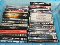 WWE DVD's