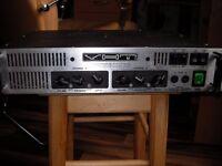 VHT 2902 Guitar Tube power amp