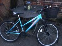 "Ladies bike Magna Charmer 18"""