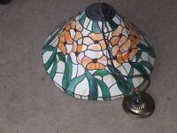 Art Nouveau Ceiling Light