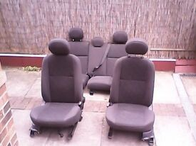 Ford Focus MK1 Full set of seats --- FREE ----