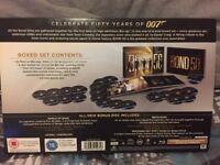 007 James Bond Blu-Ray Collection
