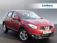 Nissan Qashqai ACENTA DCI (red) 2011-10-28