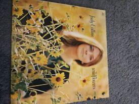Judy Collins Wildflowers vinyl lp