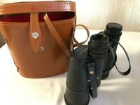 Binoculars- Vintage from Ajax with leather case