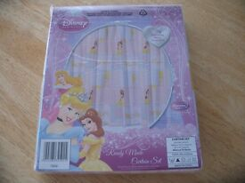 "Disney Princess, Ben 10, Me To You curtains 66"" x 54"" UNUSED"