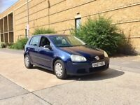 2007 VOLKSWAGEN GOLF 1.4 S Air Conditioning