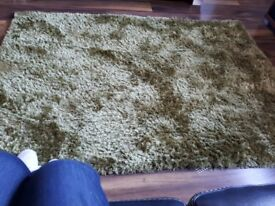 Beautiful two tone rug only Less than 6 months old. £20