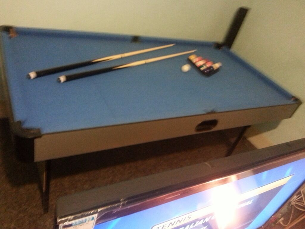 Ft Manhattan Pool Table In Stoke Newington London Gumtree - Manhattan pool table