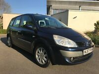 2007 RENAULT GRAND SCENIC, 7 SEATER, AUTOMATIC........