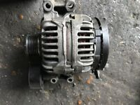 03 BMW E46 318 PETROL ALTERNATOR WORKING GOOD AND TESTED