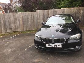 BMW 523i SE BLACK SALOON GLASS SUNROOF
