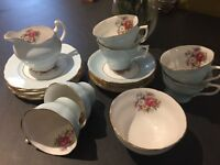 Traditional Dorchester Tea Set