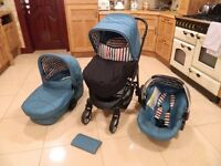 Lacrosse Hauck Baby Travel System