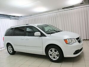 2016 Dodge Grand Caravan CREW EDTN MINIVAN 7PASS REAR A/C & HEAT