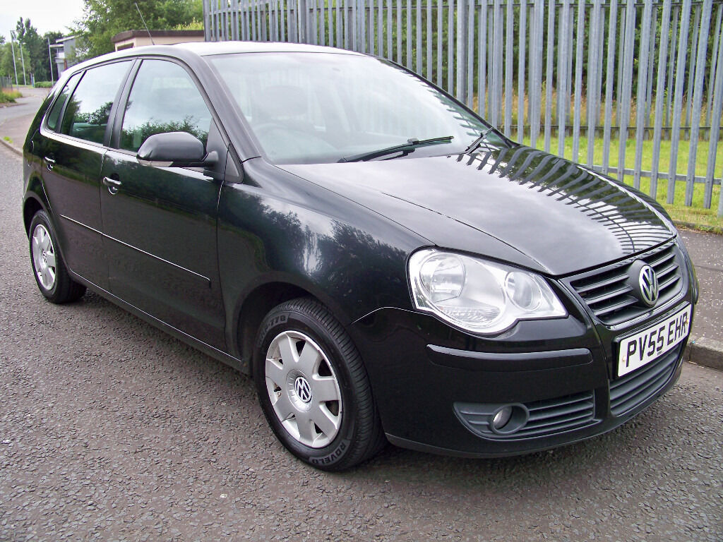vw polo 1 2 2005 55 volkswagen polo 1 2 in drumchapel glasgow gumtree. Black Bedroom Furniture Sets. Home Design Ideas