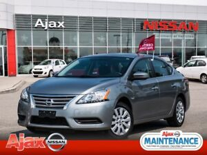 2014 Nissan Sentra 1.8 S*Accident free*One Owner
