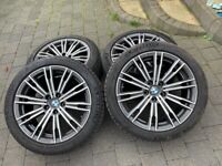 New BMW G20 790m Alloys and Michelin Tyres! £700 ONO