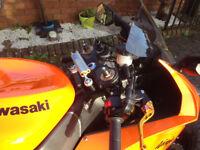 2009 Ohlins Front Steering Damper