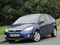 +++2008 Ford Focus 1.8 Style 5dr ++NEW SHAPE++ABSOLUTE BARGAIN+ 2008 (08 reg), Hatchback+++