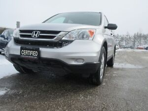 2011 Honda CR-V LX AWD/ ACCIDENT FREE