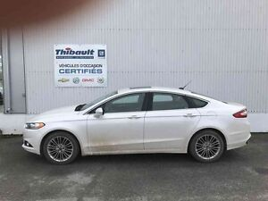 2013 FORD FUSION BERLINE 4 PORTES SE TRACTION AVANT