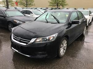2014 Honda Accord Sedan EX-L | CLEAN CARPROOF | LEATHER | SUNROO