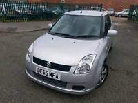 SUZUKI SWIFT 1.3ltr_3dr GLI *** FULL MOT - LOW MILES ***