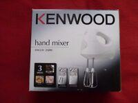 Unused Kenwood Hand Mixer
