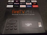 Amazon Fire Stick. Kodi. Fully Loaded BNIB